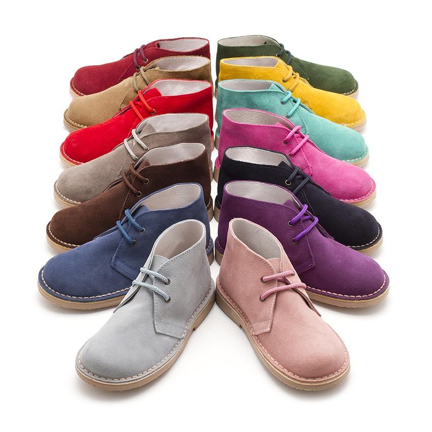 Pisacacas ni os pisamierdas botas safari marca pisamonas for Casas zapatos ninos