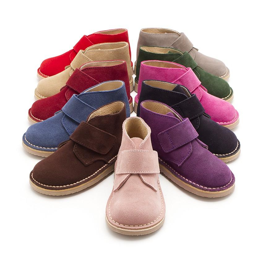 Pisacacas de ni os botas safari velcro marca pisamonas for Casas zapatos ninos