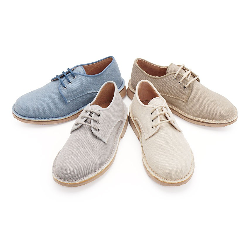 Canvas T Bar Baby Shoes