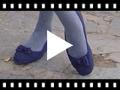 Video from Manoletinas Doble Lazo Niña y Mujer
