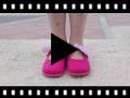 Video from Merceditas Lona Velcro con Lazo de Vichy tipo Angelito