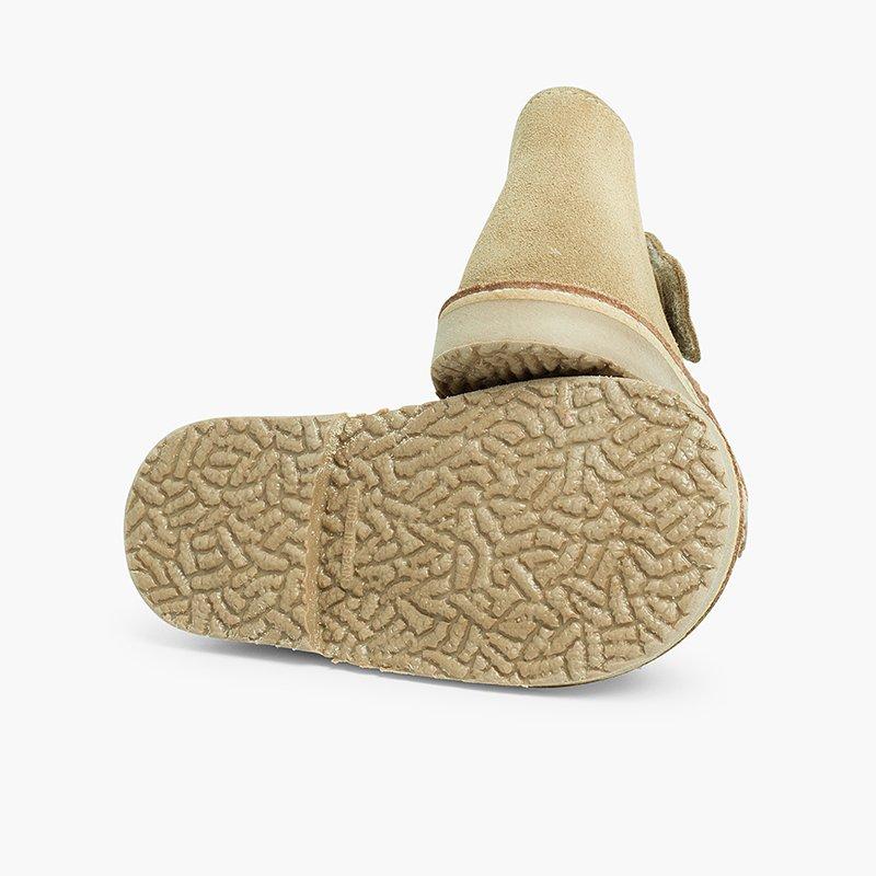 Pisacacas Niños Botas Safari Velcro