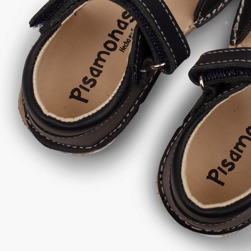 Sandalia primeros pasos doble velcro