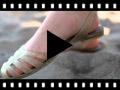 Video from Sandalias de Goma para Mujer - Cangrejeras París