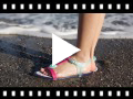 Video from Sandalias de goma Tricia