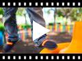 Video from Mocasines Niño Tela Bandera tallas altas