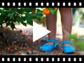 Video from Merceditas Niña Tela Hebilla