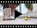 Video from Botas Niña Tipo Australianas