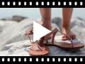 Video from Sandalias Niñas XTI de Dedo en Nobuck