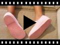 Video from Merceditas Casa Niña Velcro Rizo Toalla