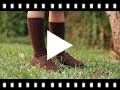 Video from Mocasines Niño Serratex