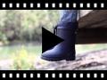 Video from Botas de Agua para Niños Pequeños Igor cuello ajustable