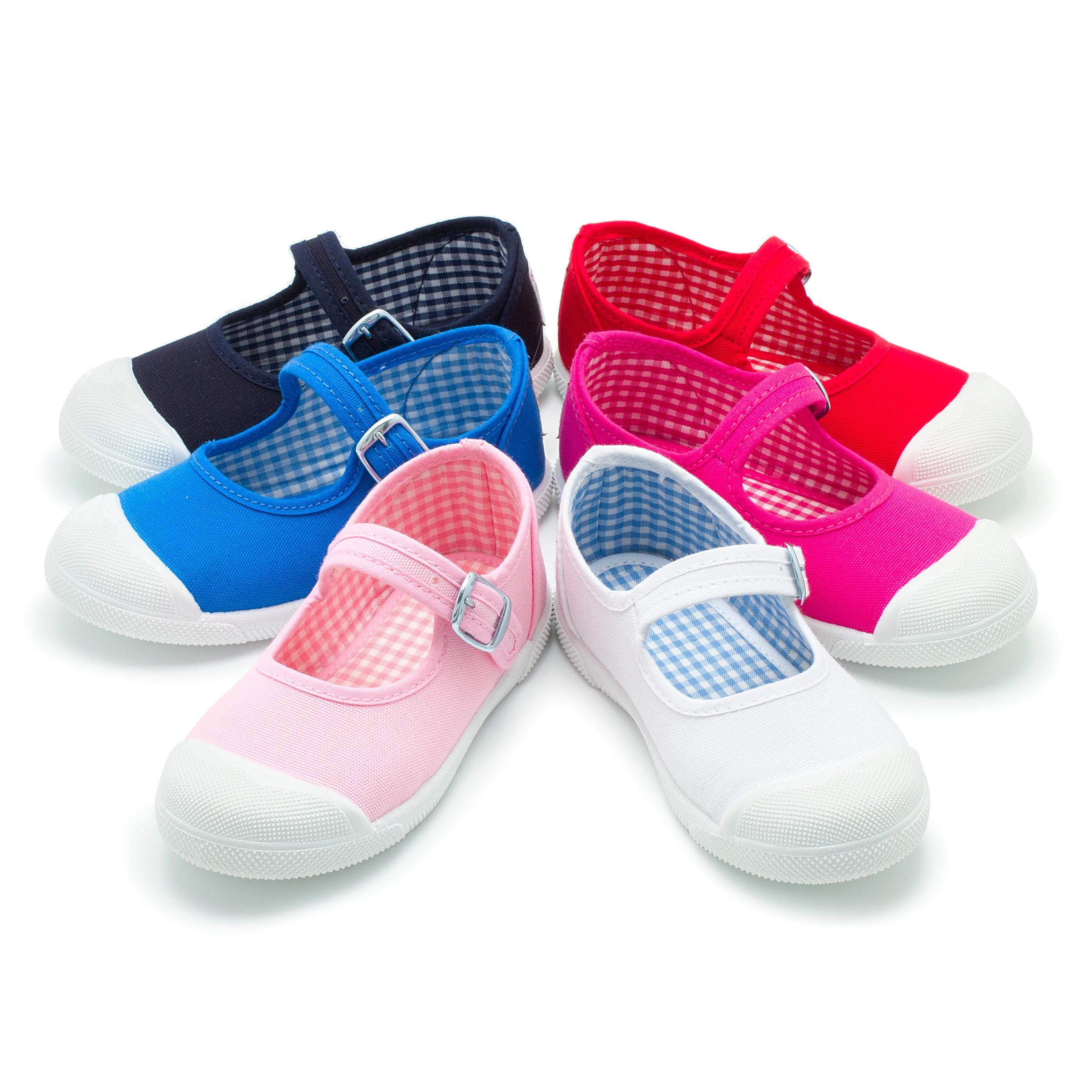 d91c785d Zapatos de Niña. Calzado de Calidad Hecho en España | Pisamonas