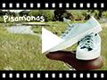 Video from Zapatillas Cordones Lona Desgastada