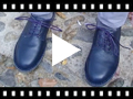 Video from Zapatos Oxford Niño Piel