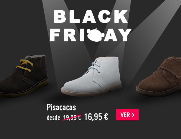 Pisacacas Black Friday
