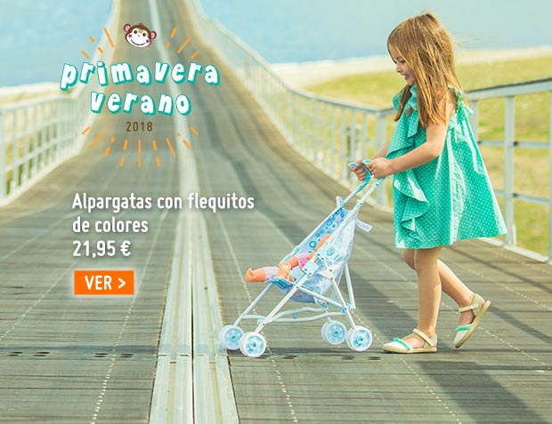 Sandalia Flecos Tipo Valenciana Cierre Velcro