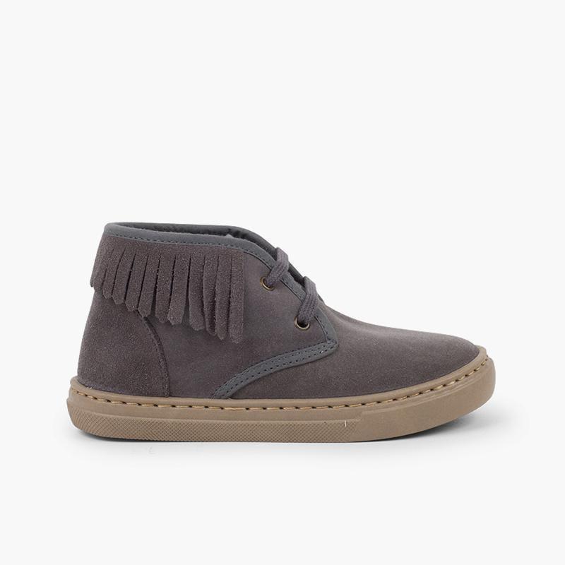 Botas parecen ¡zapatillas son!