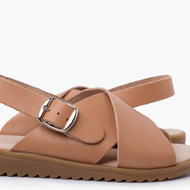 Las sandalias de moda