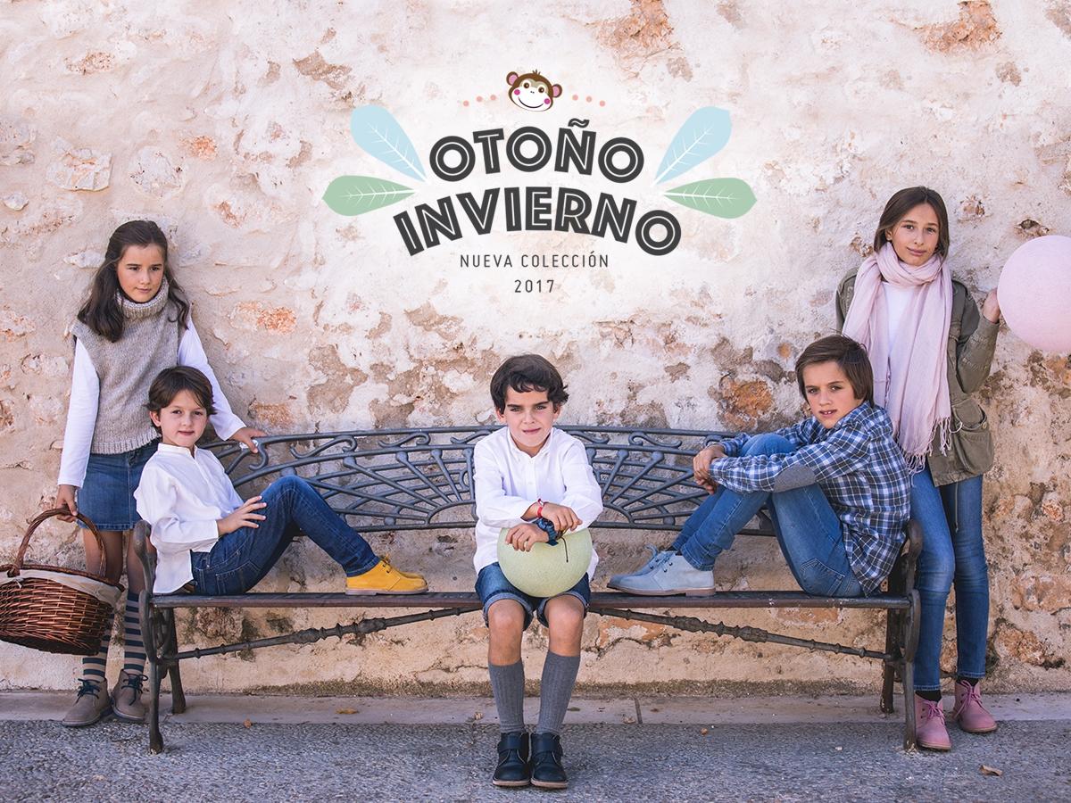 Nueva colección de calzado infantil pisamonas