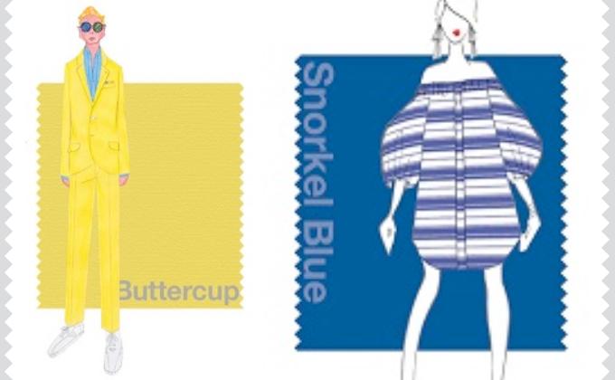 buttercup y snorkel blue