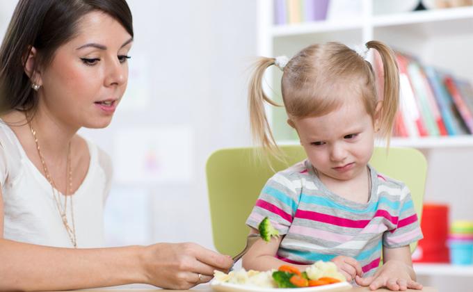 Trucos para que los niños coman bien