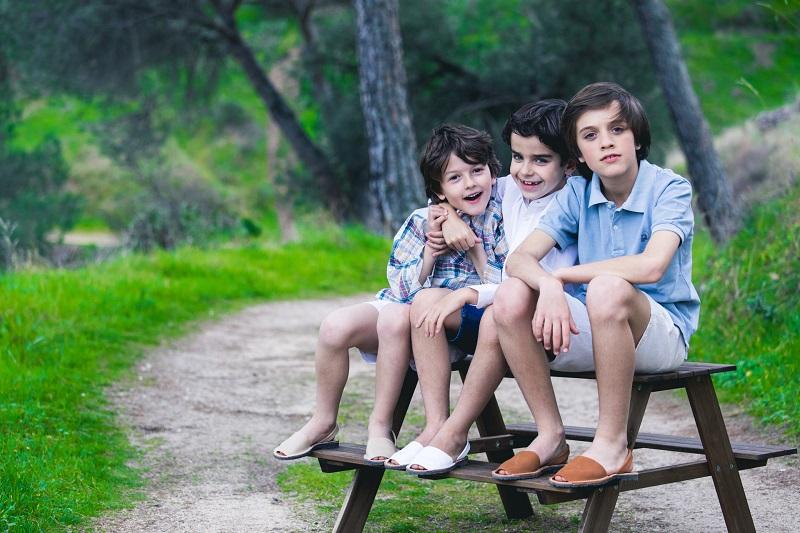 Zapatos Mallorquinas para Niños y Adultos