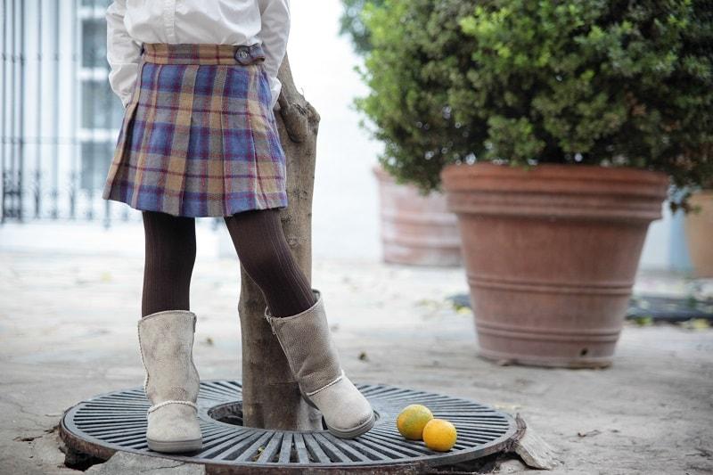 La moda de las botas australianas