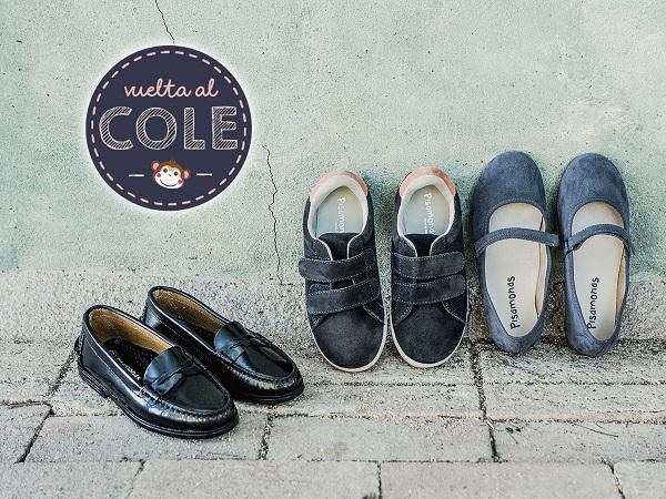 Vuelta al Cole com Zapatos Pisamonas