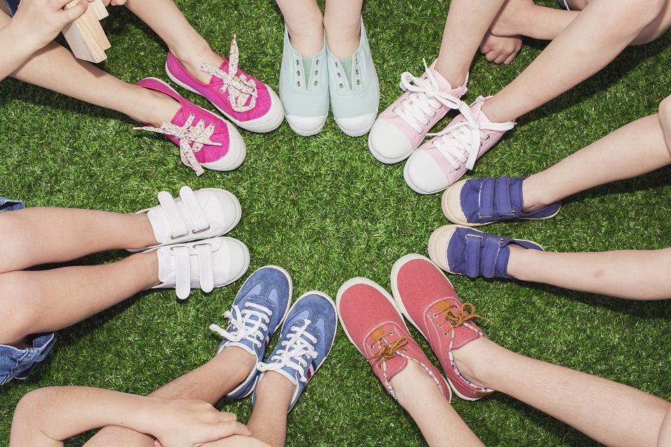 Cómo limpiar lonas o zapatillas de tela – Blog Zapatería Infantil ...