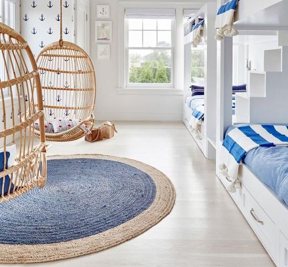 Ideas de decoración para una habitación infantil