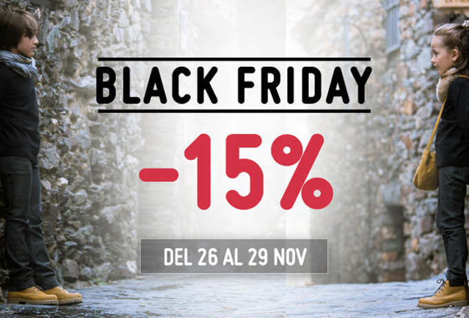 Blackfriday en Pisamonas