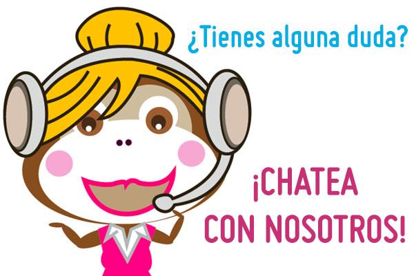 Chat Online Atencion al Cliente Pisamonas