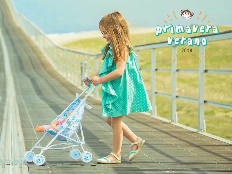 1a09463c Colección Primavera Verano 2018 | Calzado Infantil
