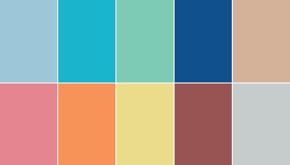Colores de moda Primavera 2015 según Pantone