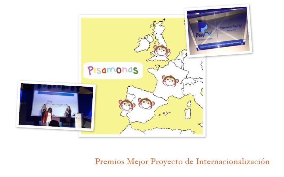Premio Expansion Internacional Pisamonas