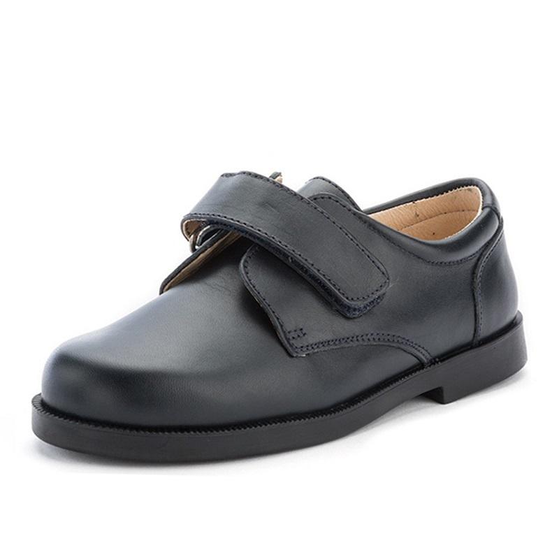zapato ceremonia velcro