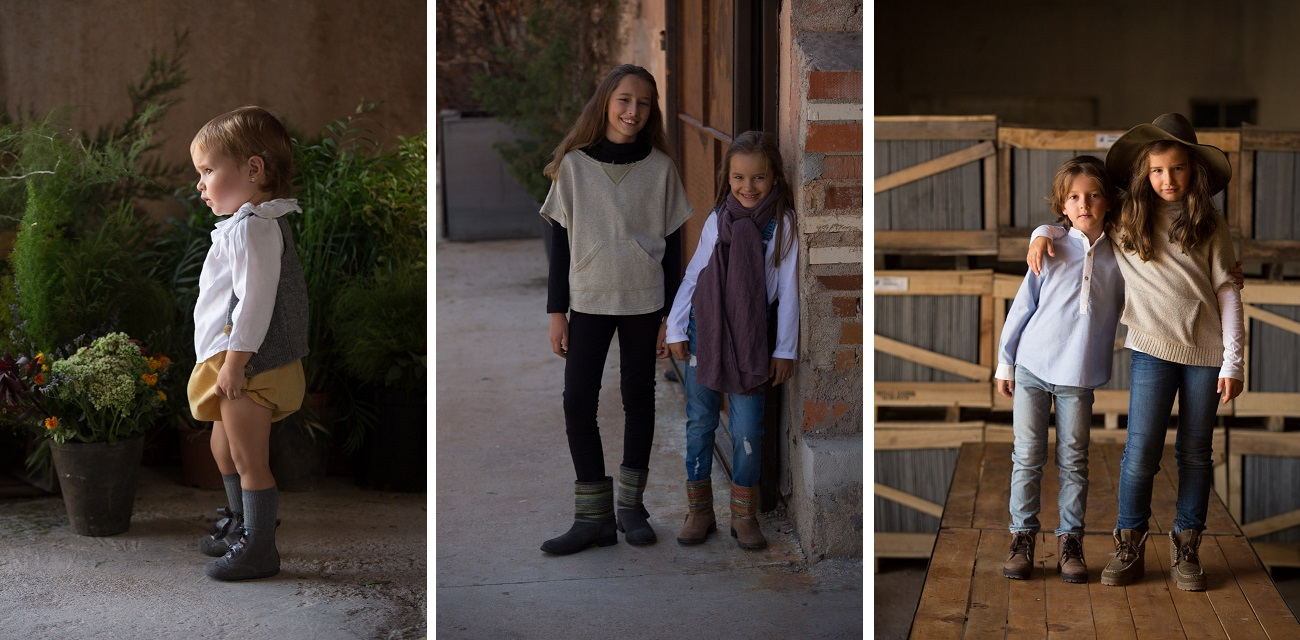 Novedades calzado infantil de calidad Otoño-Invierno