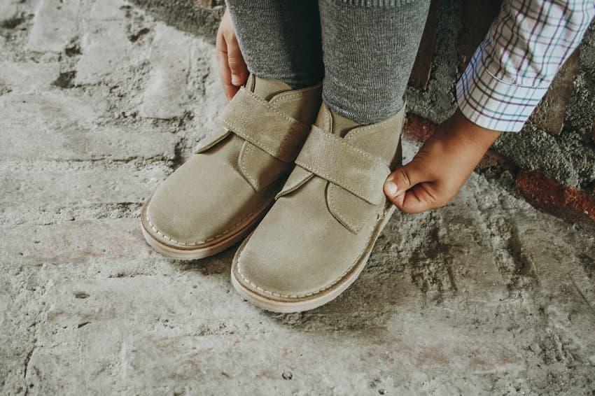 d7f5fe2f595 Guía de Tallas de Zapatos Bebé y Niños. Conversor Tallas