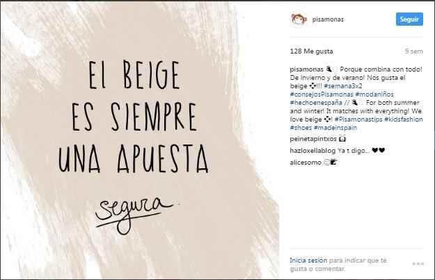 Instagram pisamonas ideas e inspiraciones del día
