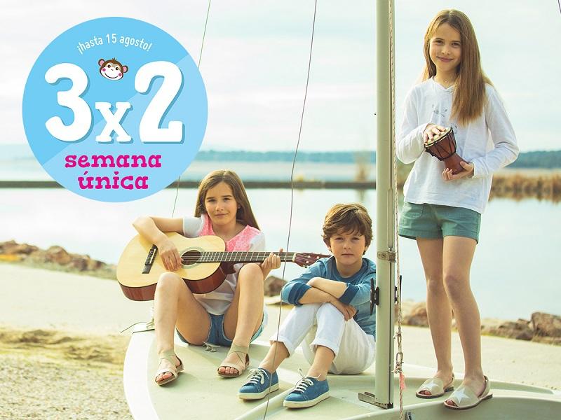 Campaña 3x2 Pisamonas