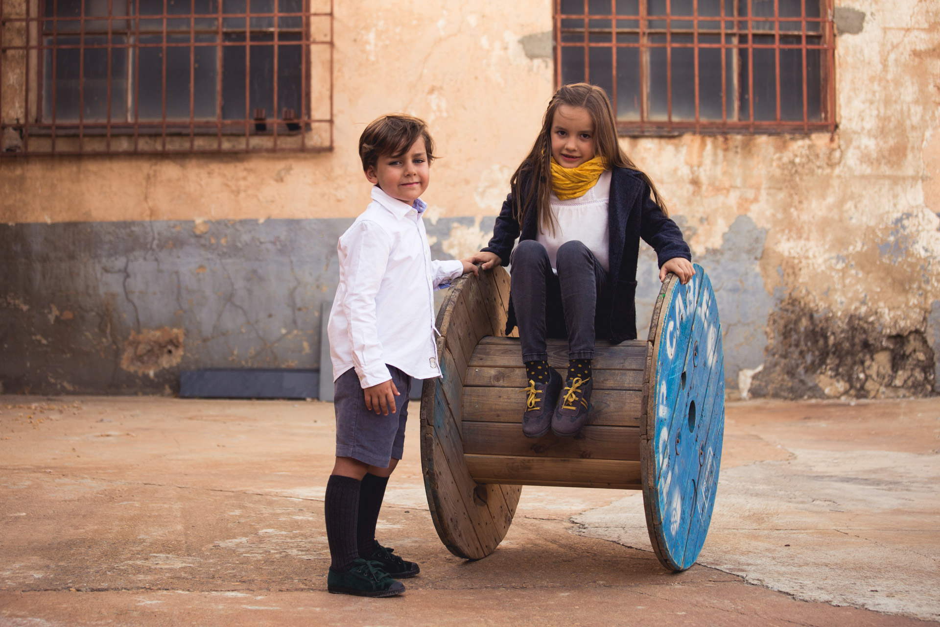 Lookbook Otoño Invierno 2016 - Calzado online para niño y niña