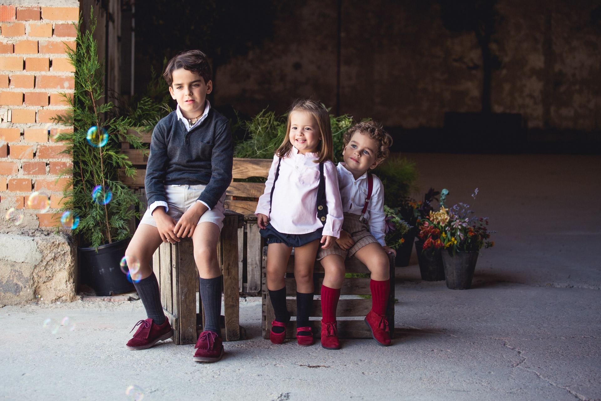 Lookbook Otoño Invierno 2016 - Para niños y niñas, calzado de calidad a buen precio