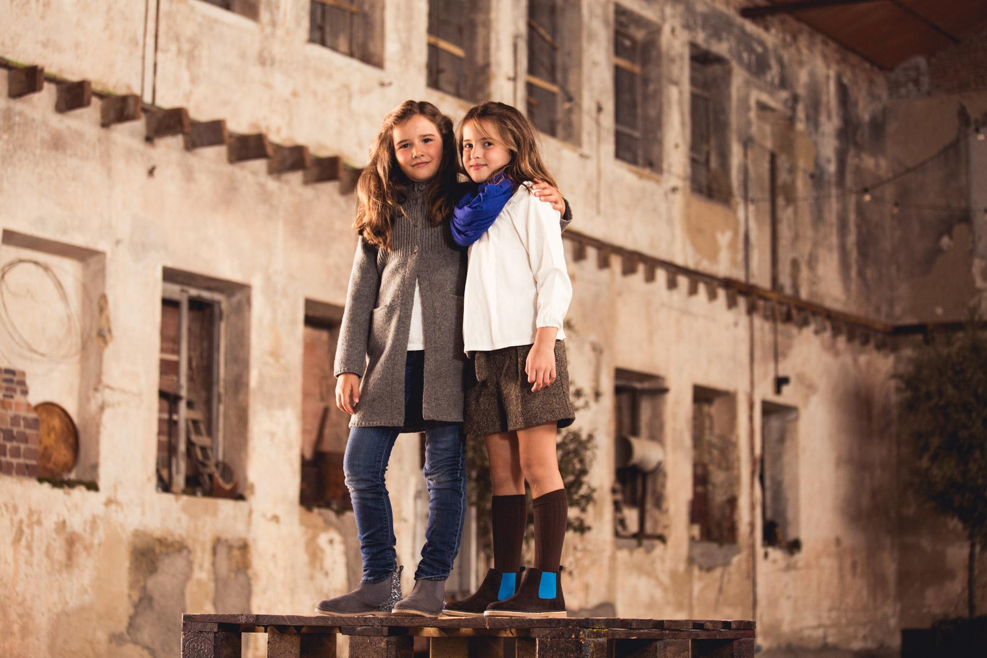 Lookbook Otoño Invierno 2016 - Calzado online niñas