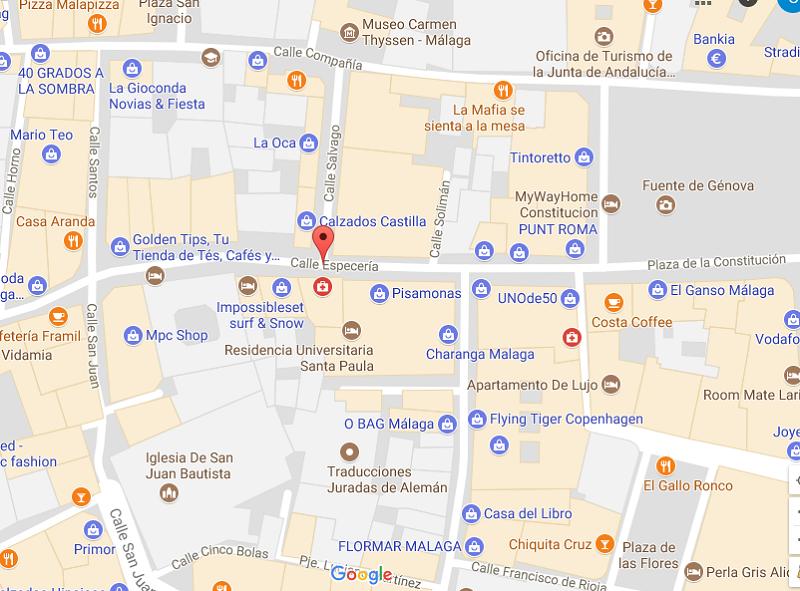Pisamonas Málaga