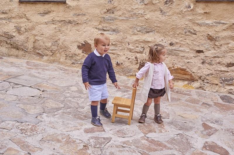 Zapatos primeros pasos niños